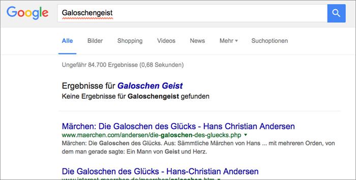 Galoschengeist_Google